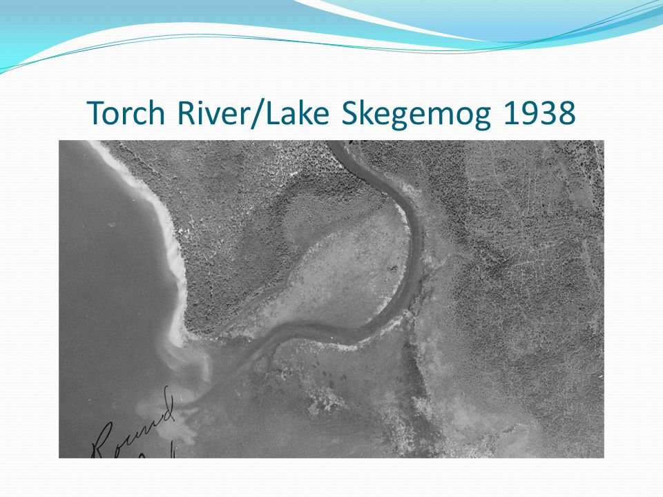Torch River/Lake Skegemog 1938