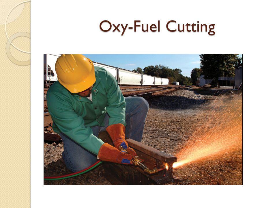 Oxy-Fuel Cutting