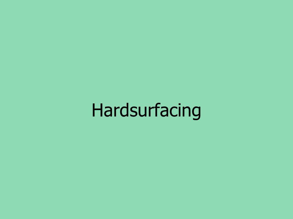 Hardsurfacing