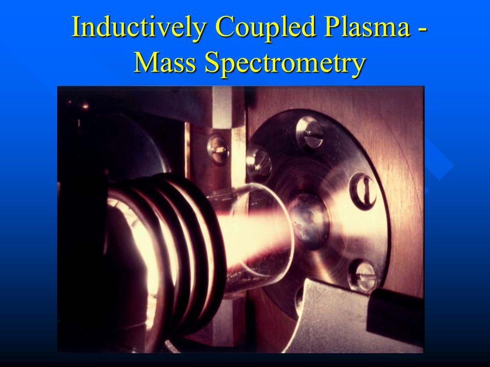 Inductively Coupled Plasma - Mass Spectrometry