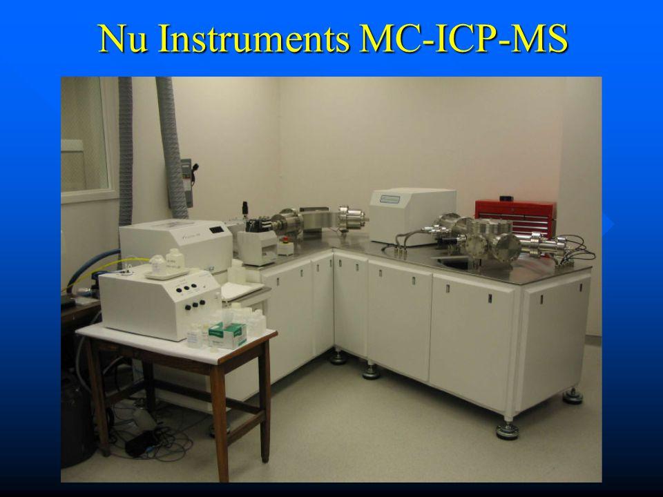 Nu Instruments MC-ICP-MS