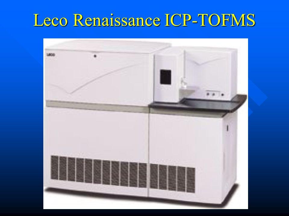 Leco Renaissance ICP-TOFMS