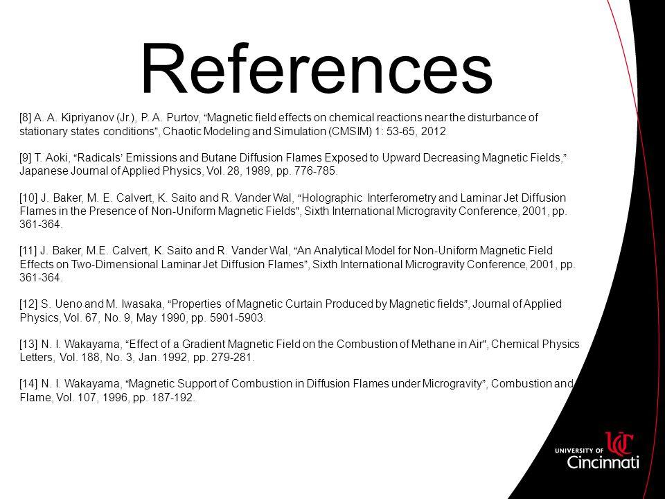 References [8] A. A. Kipriyanov (Jr.), P. A.