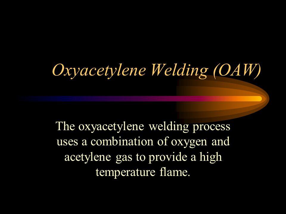 Dr. N. RAMACHANDRAN, NITC2 OXY ACETYLENE WELDING (OAW)