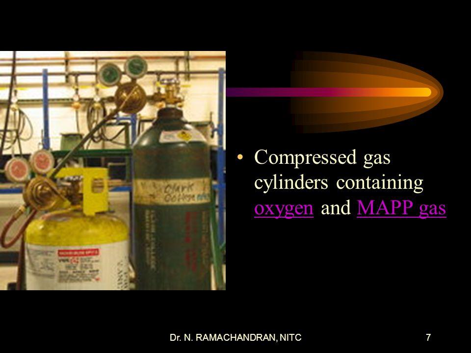 Dr. N. RAMACHANDRAN, NITC6 Oxy acetylene gas welding