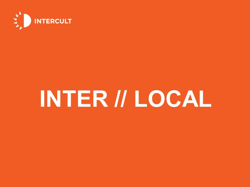 INTER // LOCAL