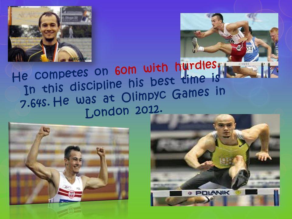 ARTURNOGA COUNTRY:POLAND BIRTH DATE AND PLACE: 2.5.1988 RACIBORZ AGE:24 HEIGHT:196CM WEIGHT:92KG GENDER:MAN Athletics:Men's 110 m Hurdles