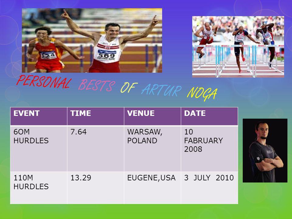 3. Match Stadium Run Olympic games Artur Noga