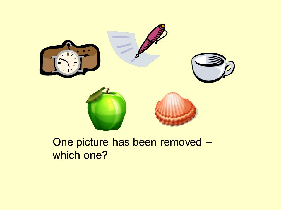 One picture has been removed – which one?