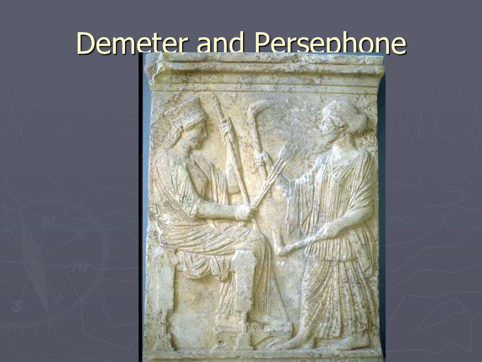 Demeter and Persephone