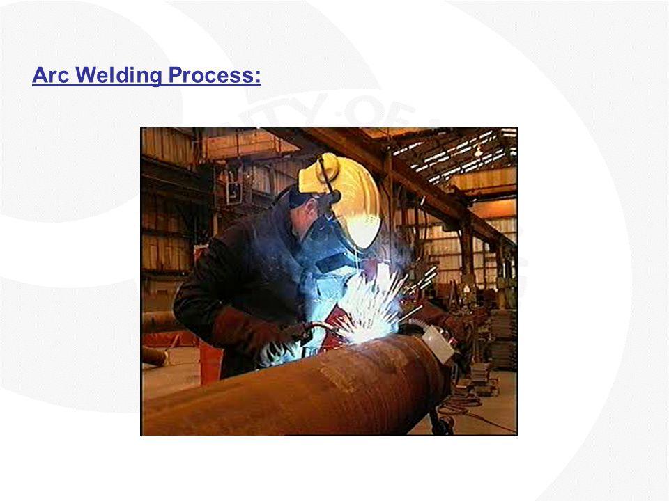 Arc Welding Process: