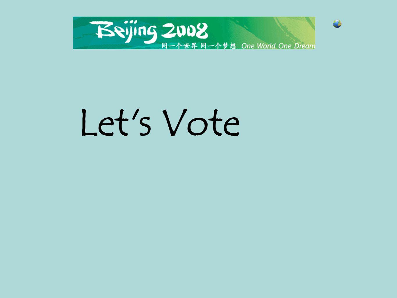 Let s Vote