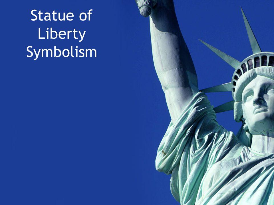 Statue of Liberty Symbolism