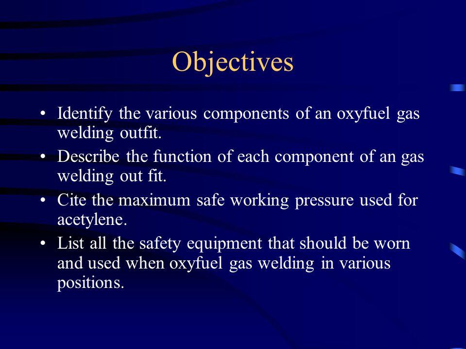 Flashback Arrestors Check valve Pressure-sensitive cut off valve Stainless steel filter Heat-sensitive check valve