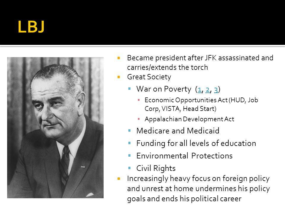 Progressive Era New Deal Great Society Leaders.Objectives.