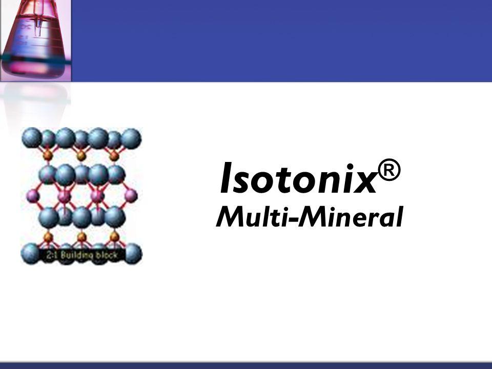 Isotonix ® Multi-Mineral