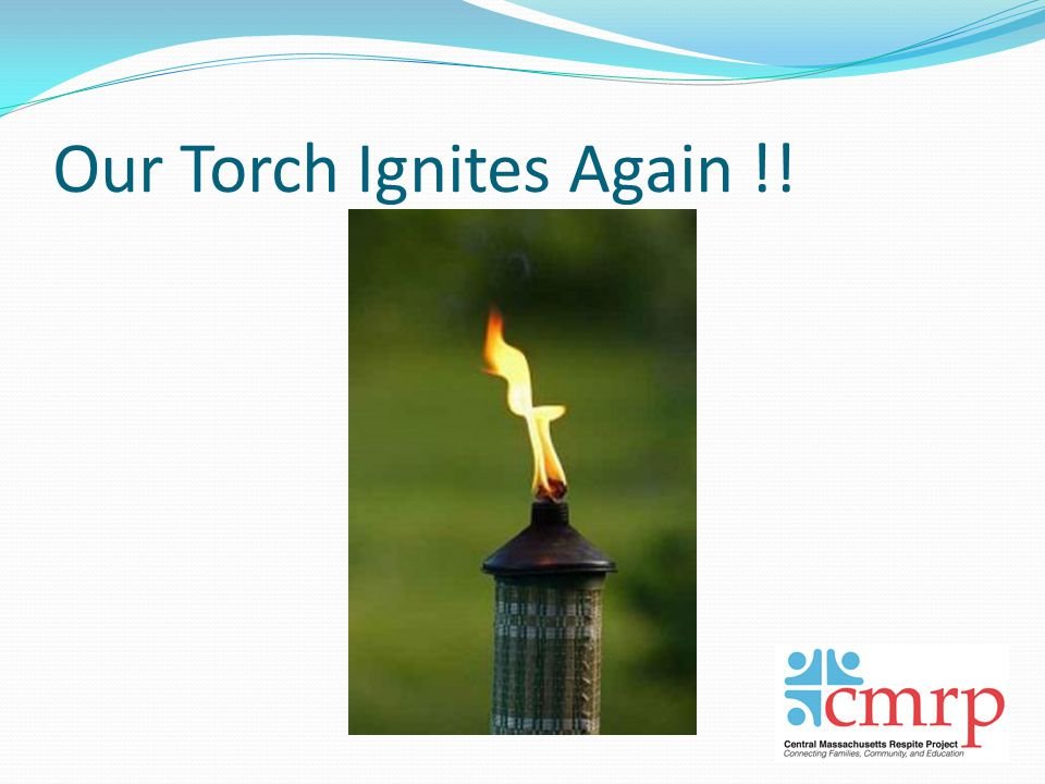 Our Torch Ignites Again !!