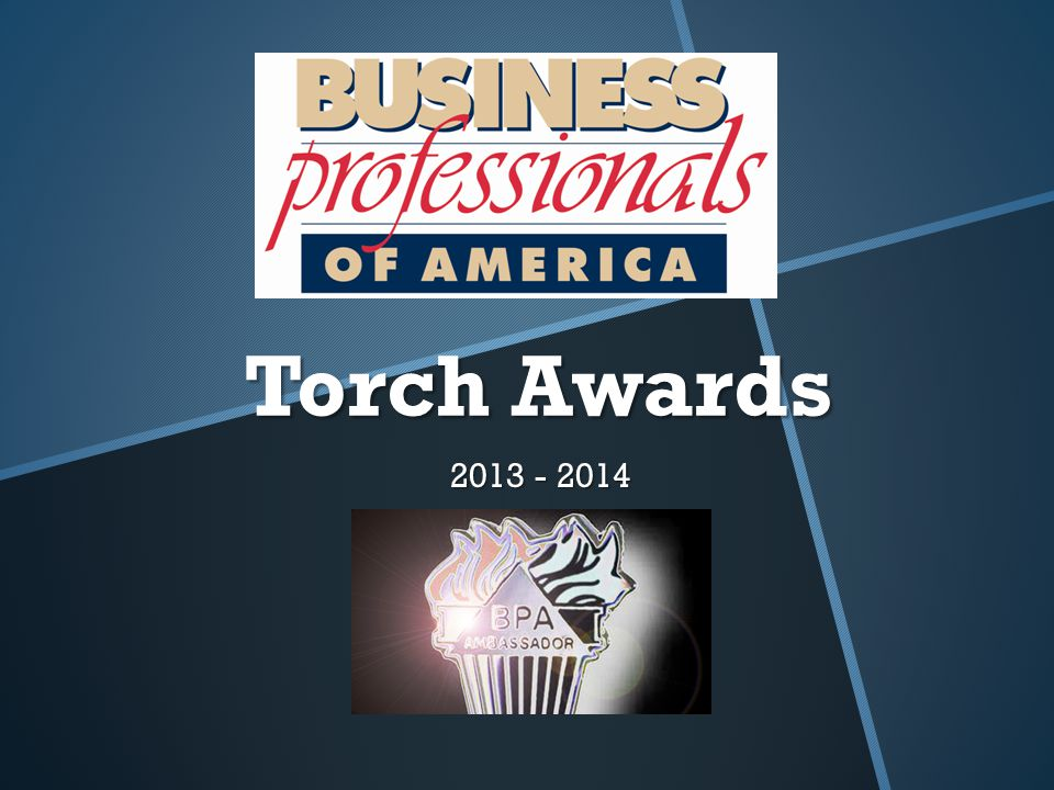 What are Torch Awards.