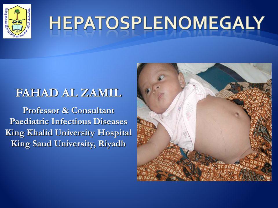  Developmental:  Congenital hepatic fibrosis  Congestive:  Hepatic vein obstruction, constrictive pericarditis