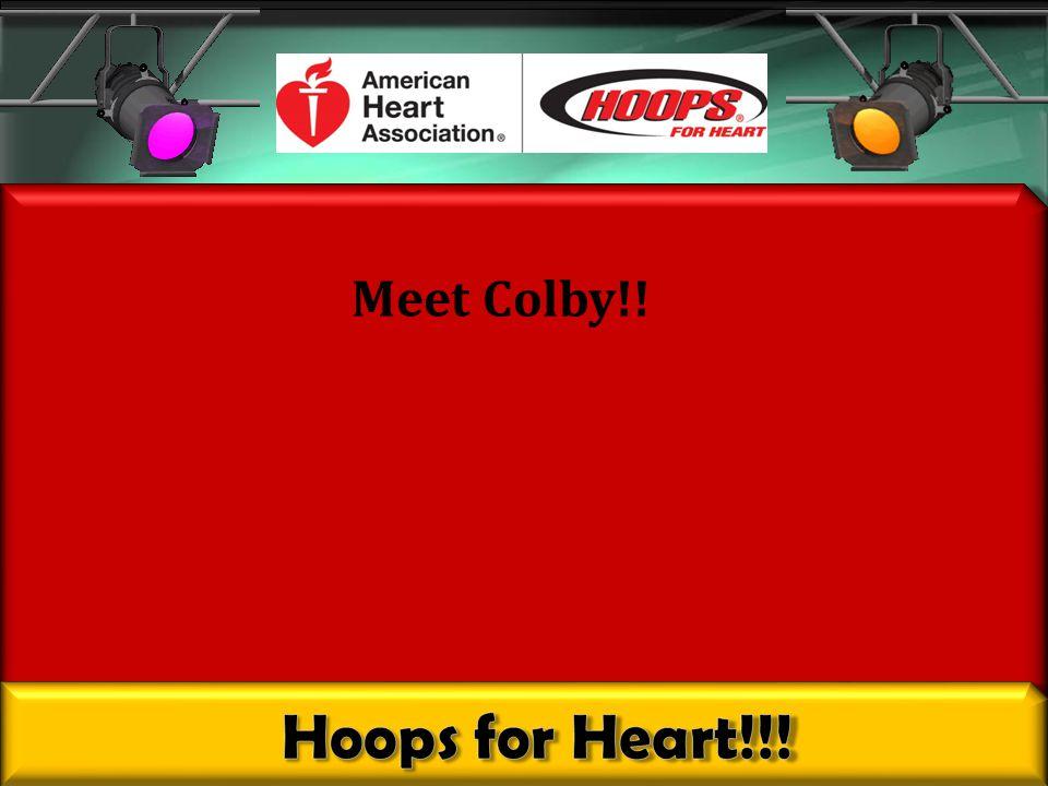 Meet Colby!!