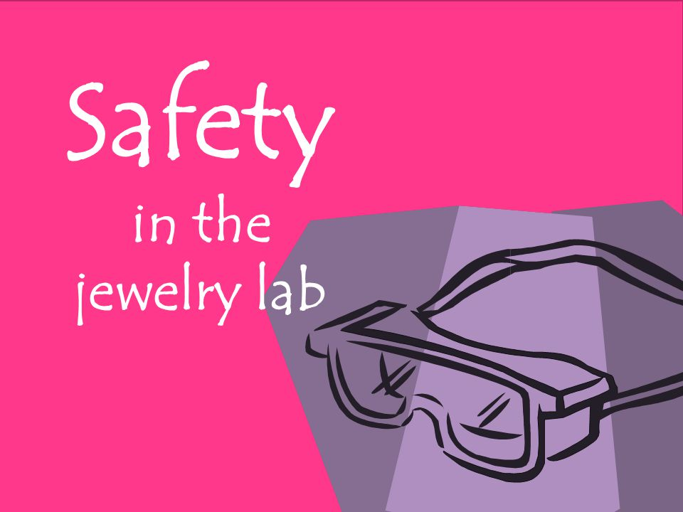 31.What is the main cause of accidents in the jewelry room.