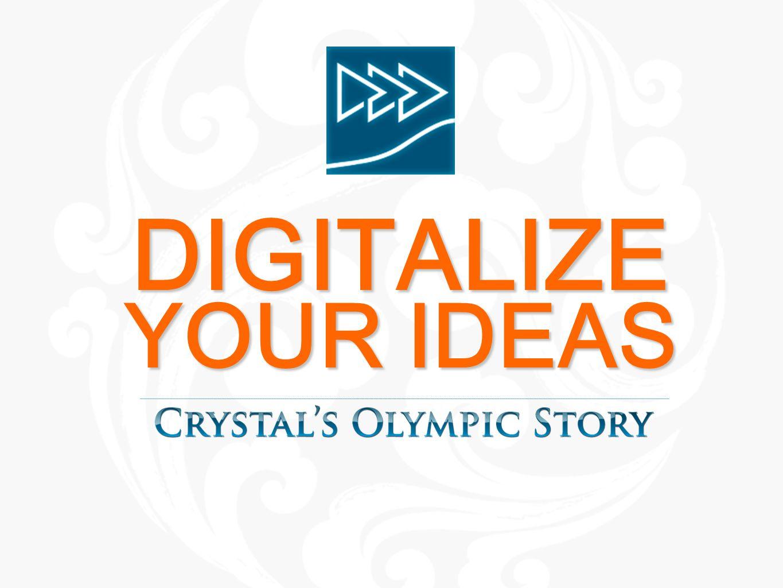 DIGITALIZE YOUR IDEAS