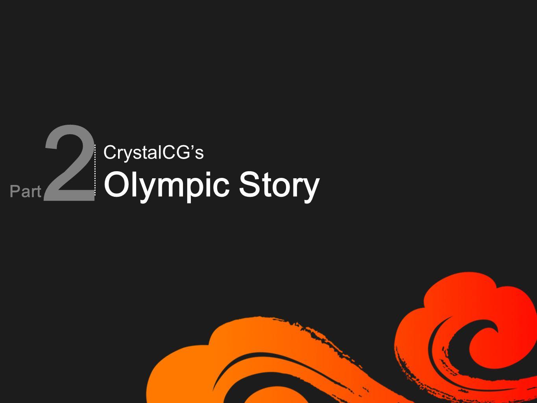 Part CrystalCG's Olympic Story 2