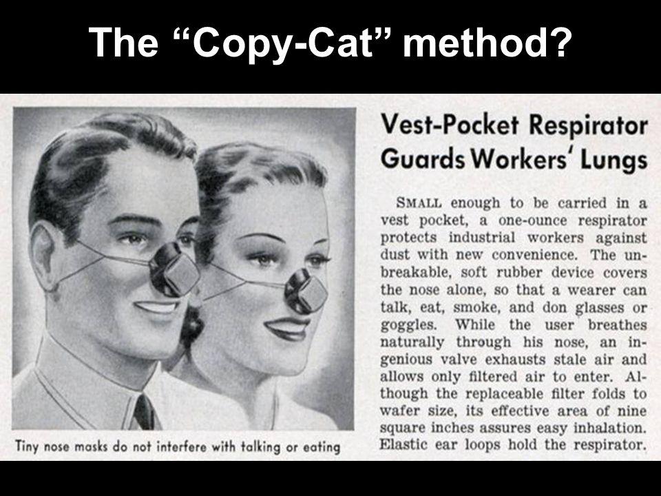 The Copy-Cat method