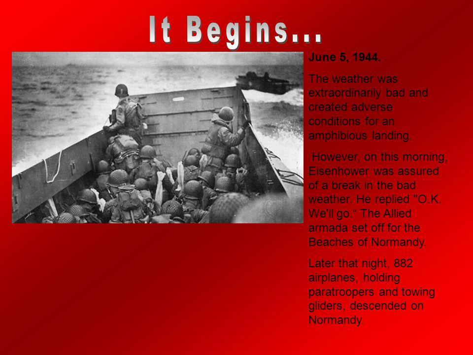 June 5, 1944.