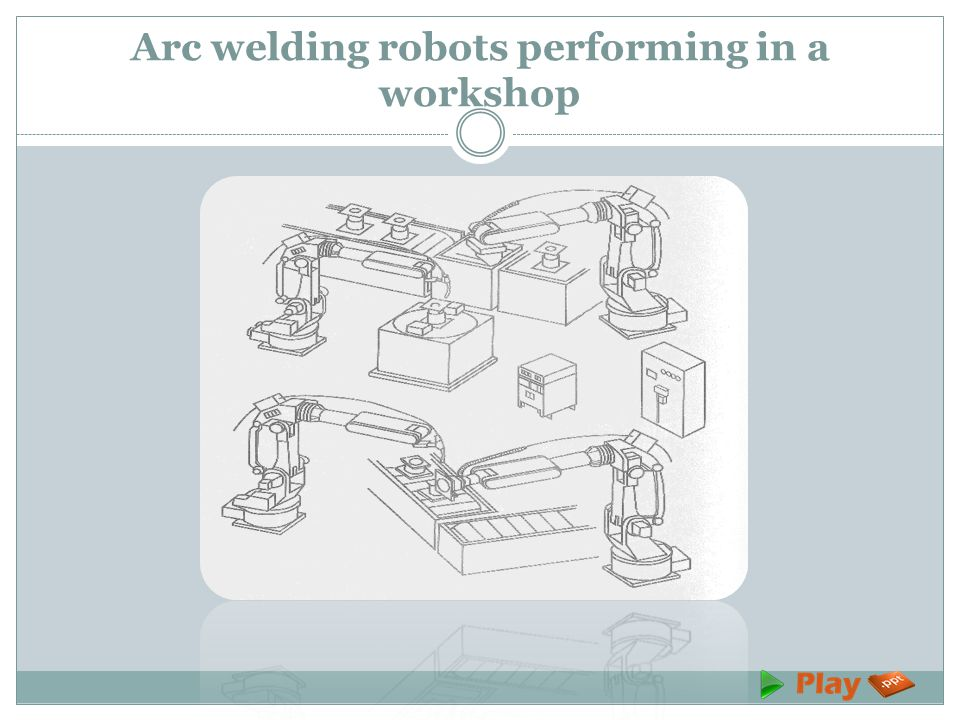 WHY ROBOT SPOT WELDING.