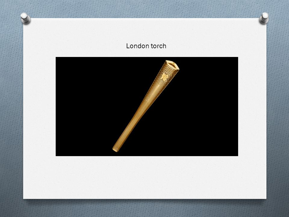 London torch