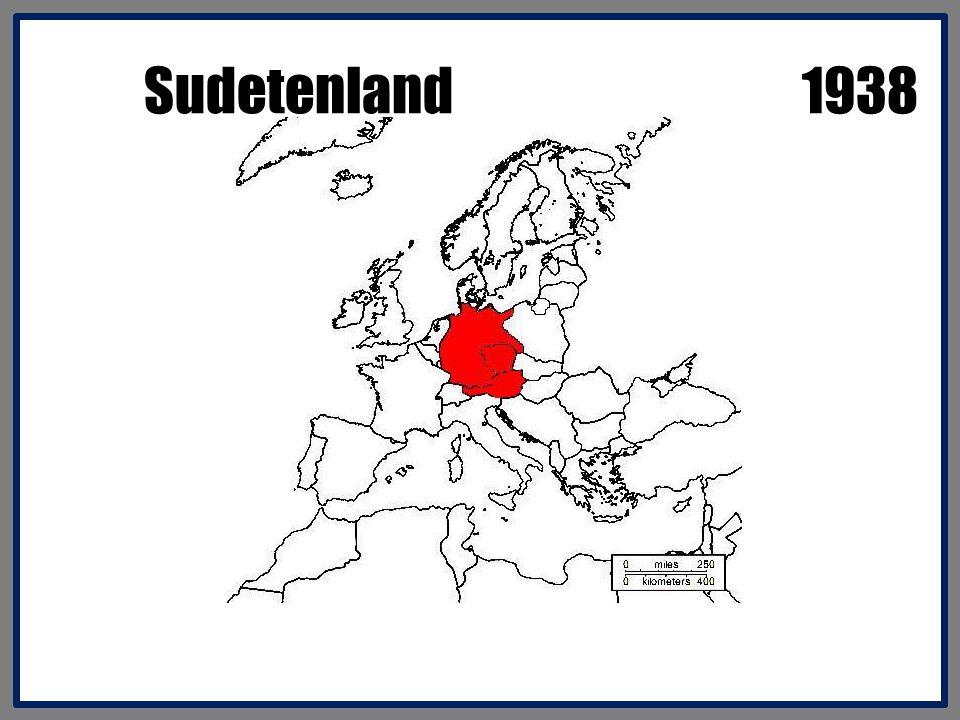 Sudetenland 1938