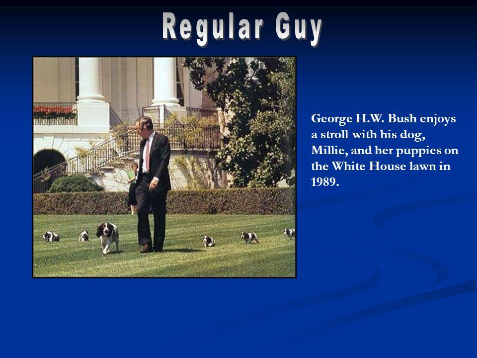 George H.W.