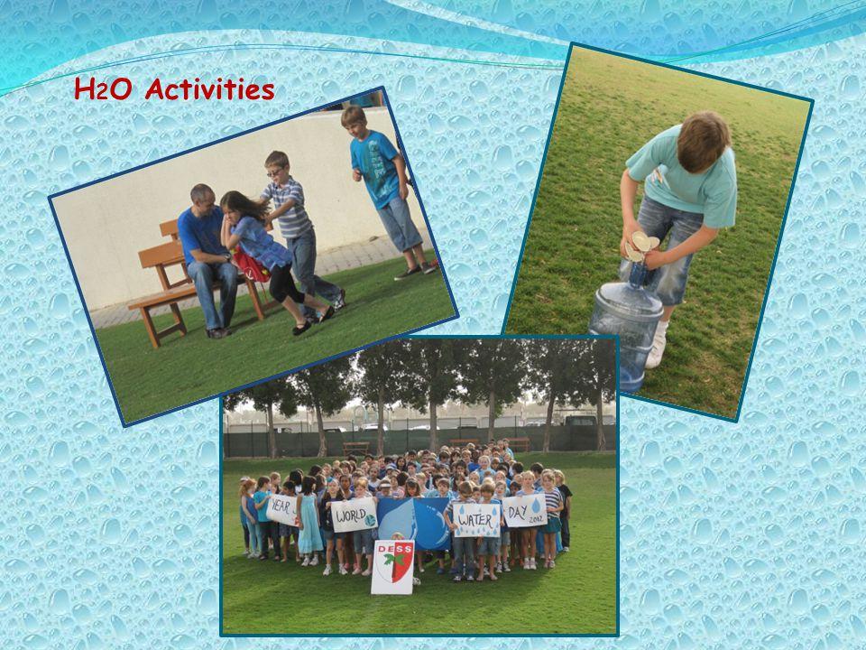 H 2 O Activities