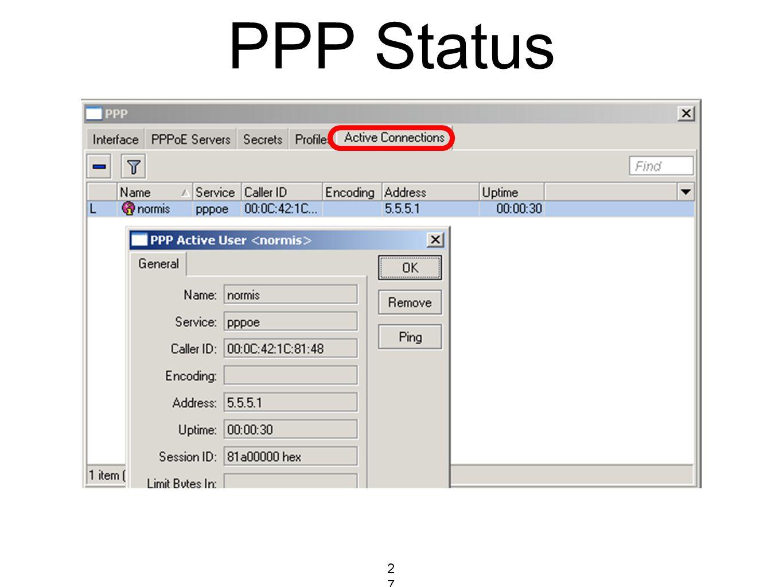 PPP Status 279279279