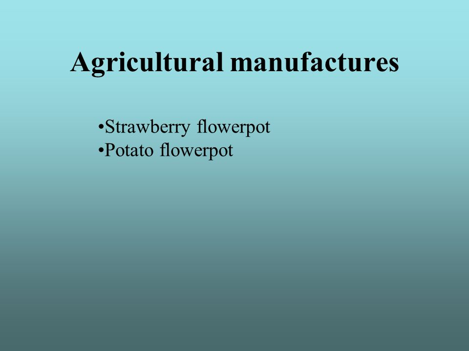 Agricultural manufactures Strawberry flowerpot Potato flowerpot