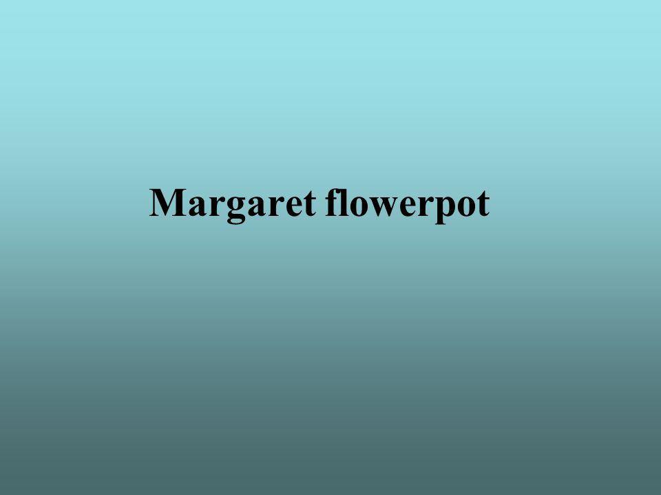 Margaret flowerpot