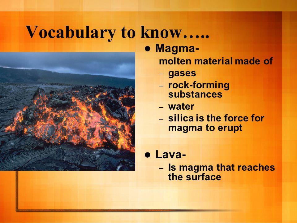B.Ring of Fire 1.Major volcanic belt 2.