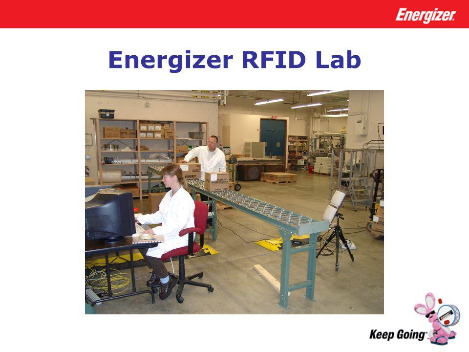 Energizer RFID Lab