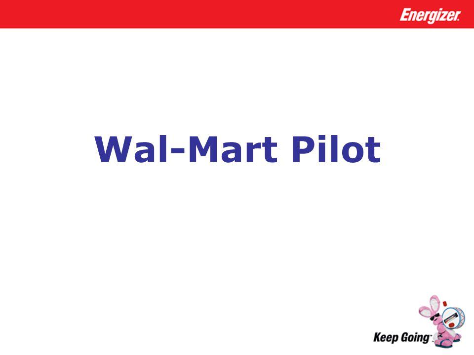 Wal-Mart Pilot