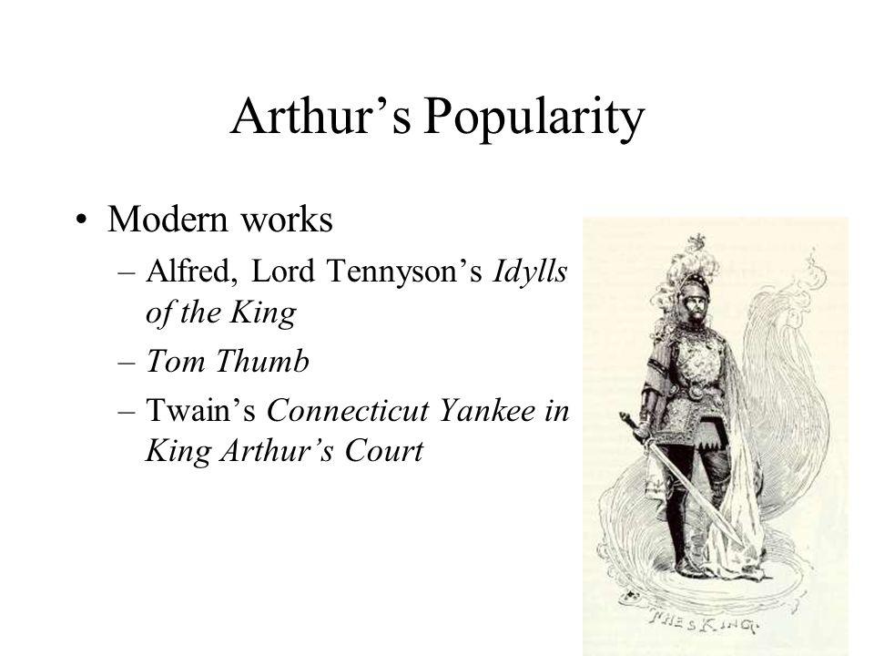Arthur's Popularity 20th-Century Works –E.B.