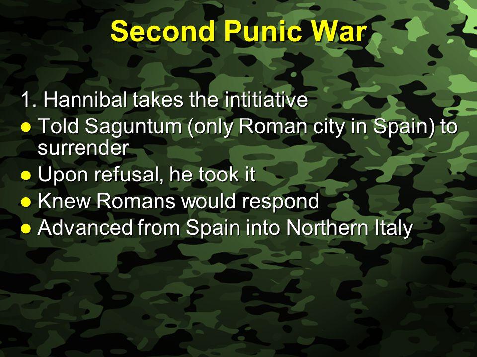 Slide 17 Second Punic War 1.