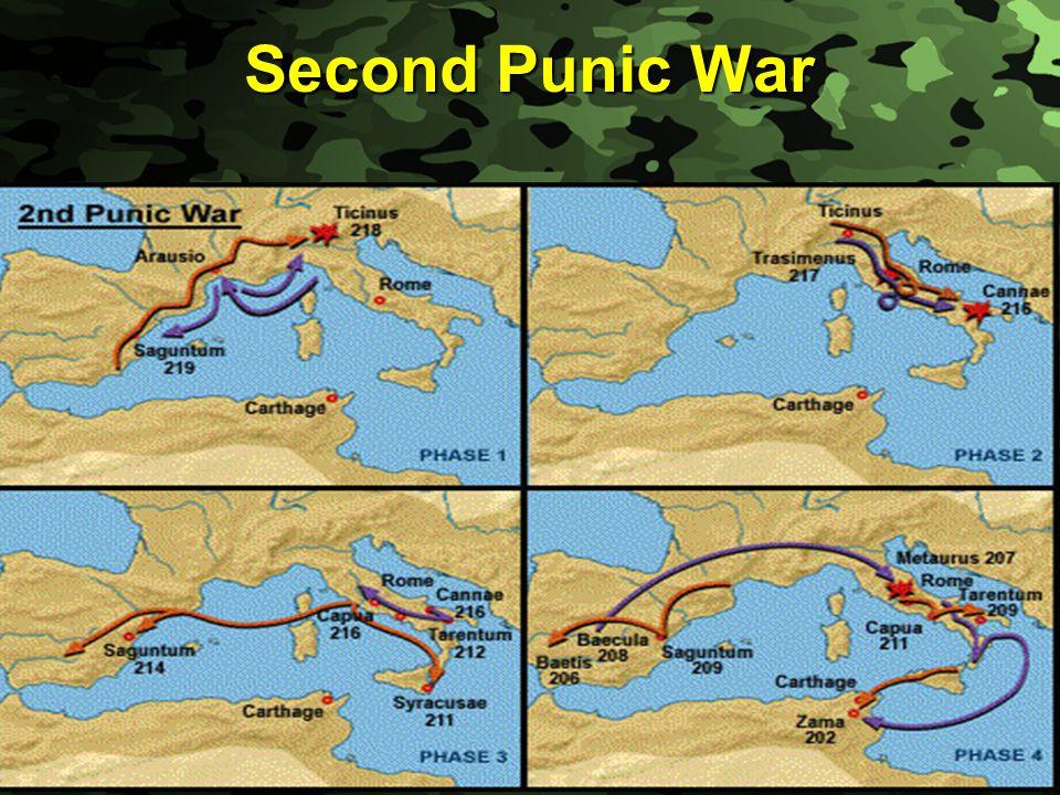 Slide 18 Second Punic War