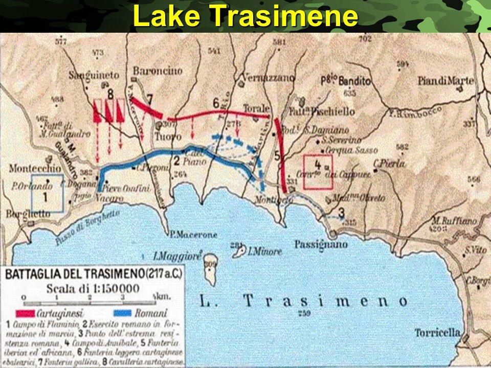 Slide 21 Lake Trasimene