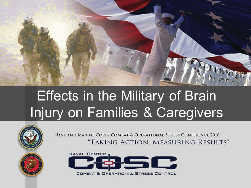 Effects in the Military of Brain Injury on Families & Caregivers