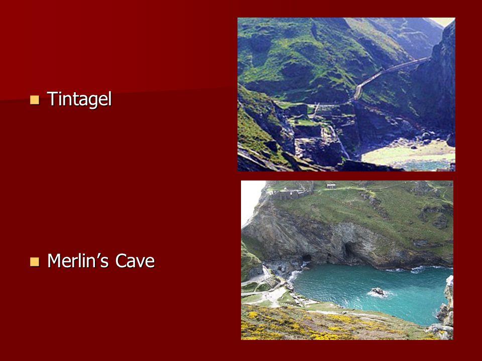 Tintagel Tintagel Merlin's Cave Merlin's Cave