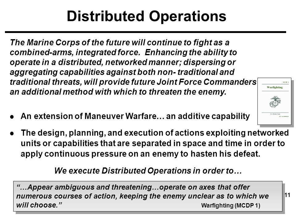 12 Sharpening the Sword Strategic Challenges inform our Concepts Warfighting Concepts frame our Capabilities Relevant Capabilities define our Contribution to the Nation Challenges  Concepts  Capabilities