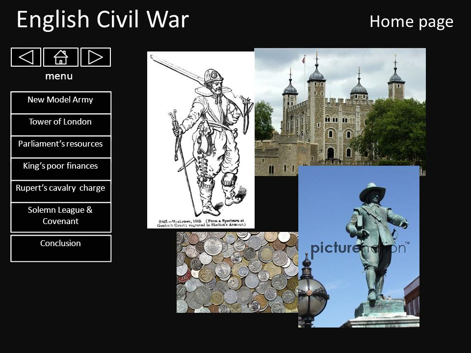 English Civil War New Model Army 'page2' The New Model Army was an important reason for victory because they had many advantages over the Royalist army.