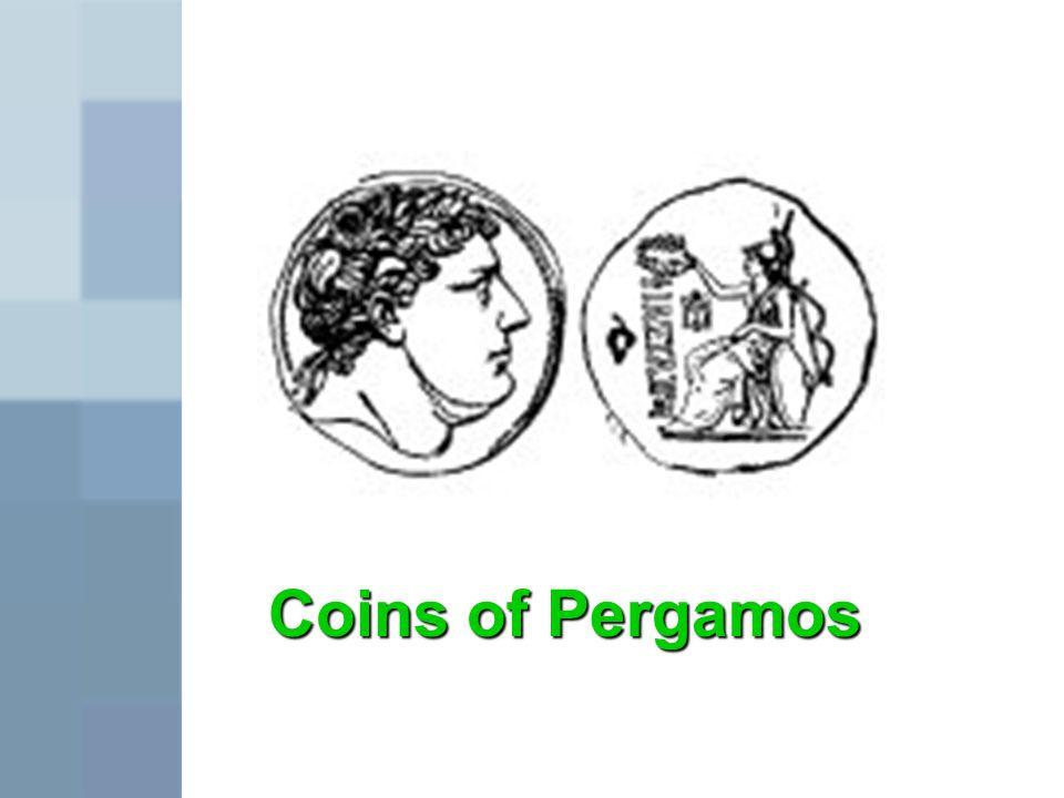 Coins of Pergamos