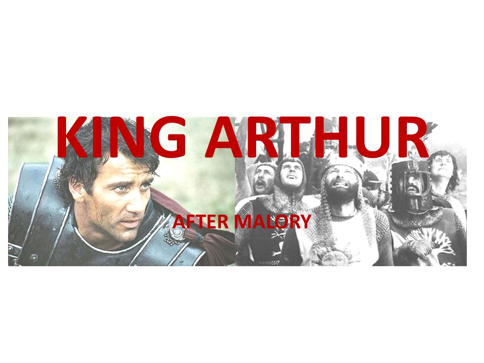 KING ARTHUR AFTER MALORY
